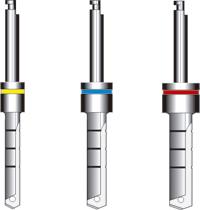 Tecnica quirurgica implante dental paso 4 fresas